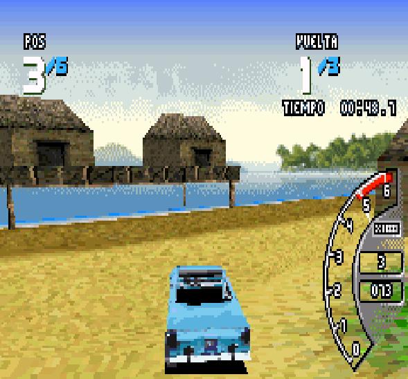 Ford Racing 3 GBA Xtreme Retro 5