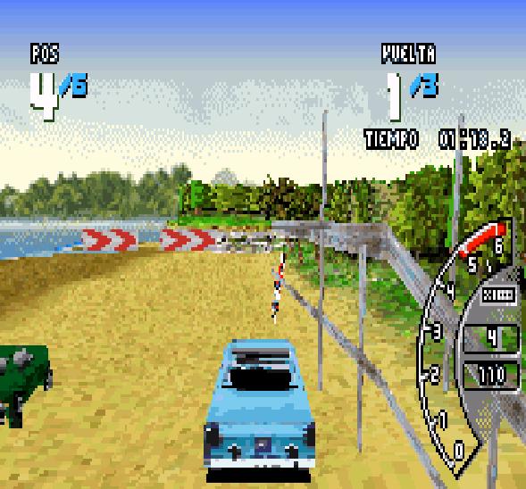 Ford Racing 3 GBA Xtreme Retro 6