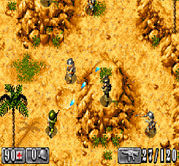 Medal of Honor Infiltrator EA Sports GBA Xtreme Retro 4