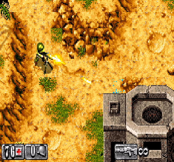Medal of Honor Infiltrator EA Sports GBA Xtreme Retro 8