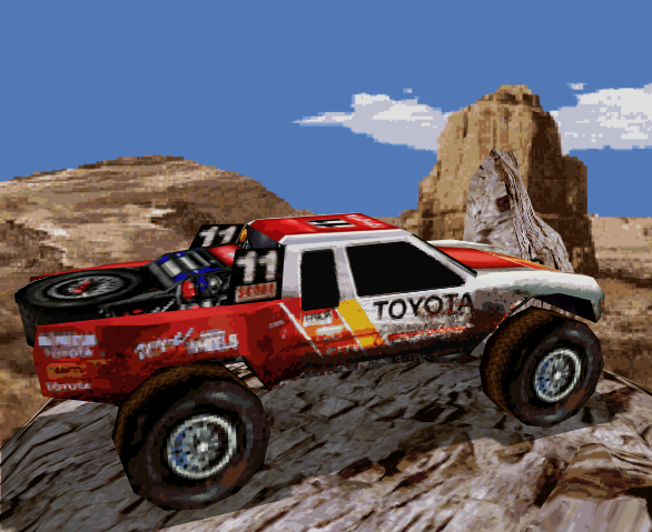 Off Road Challenge Midway Arcade N64 Xtreme Retro 1