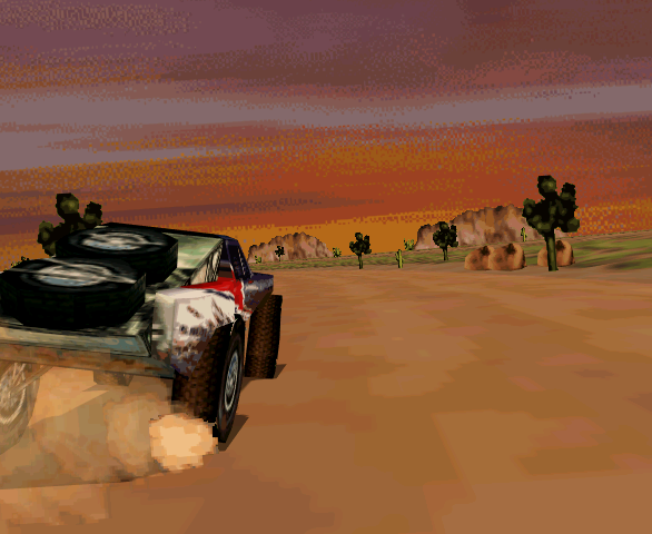 Off Road Challenge Midway Arcade N64 Xtreme Retro 11