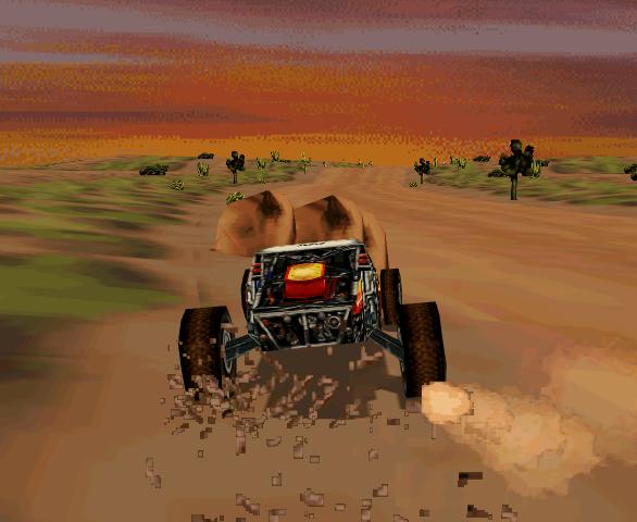 Off Road Challenge Midway Arcade N64 Xtreme Retro 13