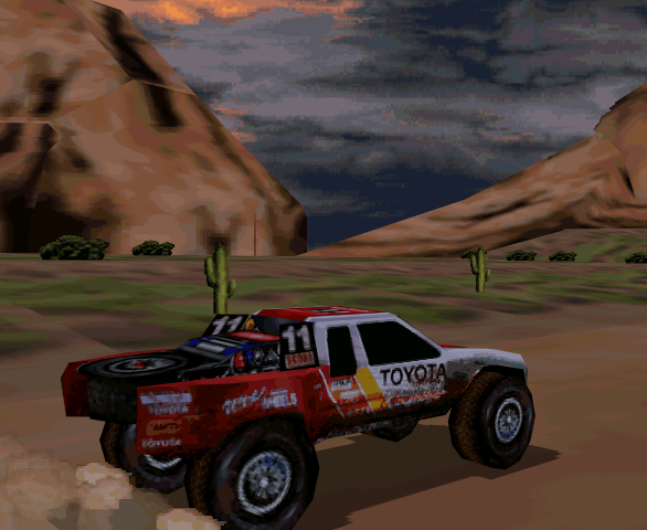 Off Road Challenge Midway Arcade N64 Xtreme Retro 2