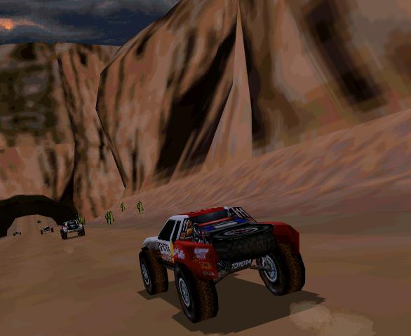 Off Road Challenge Midway Arcade N64 Xtreme Retro 3