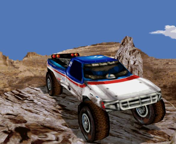 Off Road Challenge Midway Arcade N64 Xtreme Retro 5