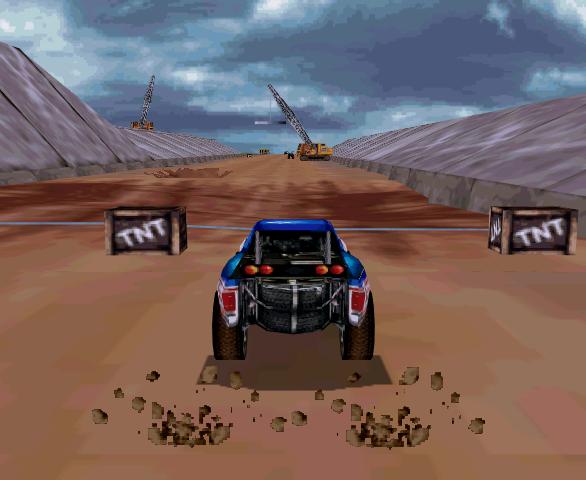 Off Road Challenge Midway Arcade N64 Xtreme Retro 7