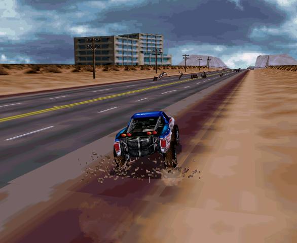 Off Road Challenge Midway Arcade N64 Xtreme Retro 8