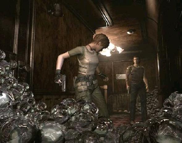 Resident Evil 0 GameCube Wii Capcom Xtreme Retro 1