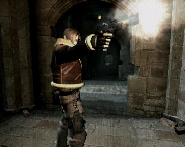 Resident Evil 4 Beta GameCube Capcom Xtreme Retro 1