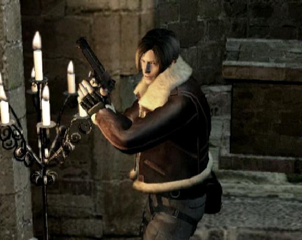 Resident Evil 4 Beta GameCube Capcom Xtreme Retro 2
