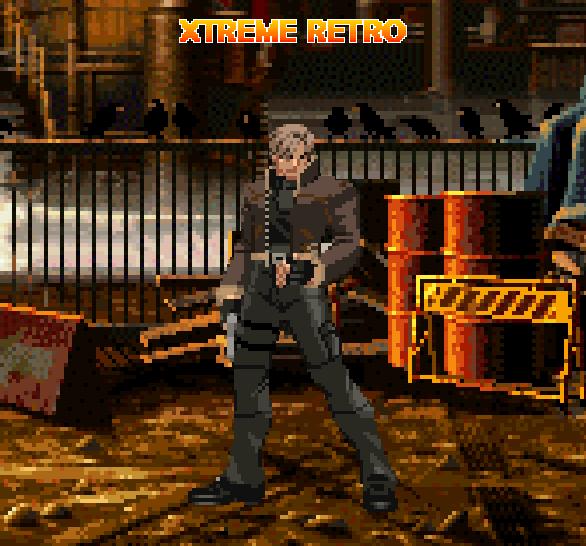 Resident Evil 4 Capcom Leon S Kennedy GameCube Wii PS2 Pixel Art Xtreme Retro