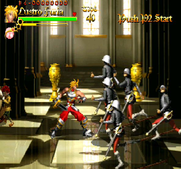 Crystal of Kings Crystal System Xtreme Retro 2