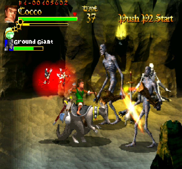 Crystal of Kings Crystal System Xtreme Retro 9