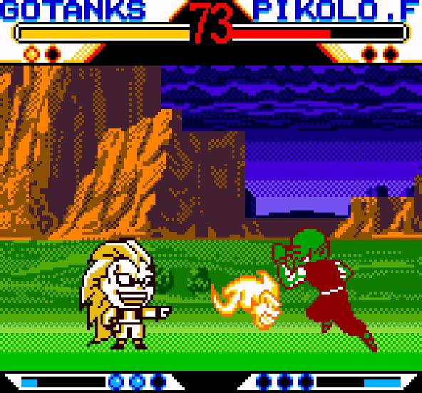 Dragon Ball Z Fighting 2005 Game Boy Color Xtreme Retro 6