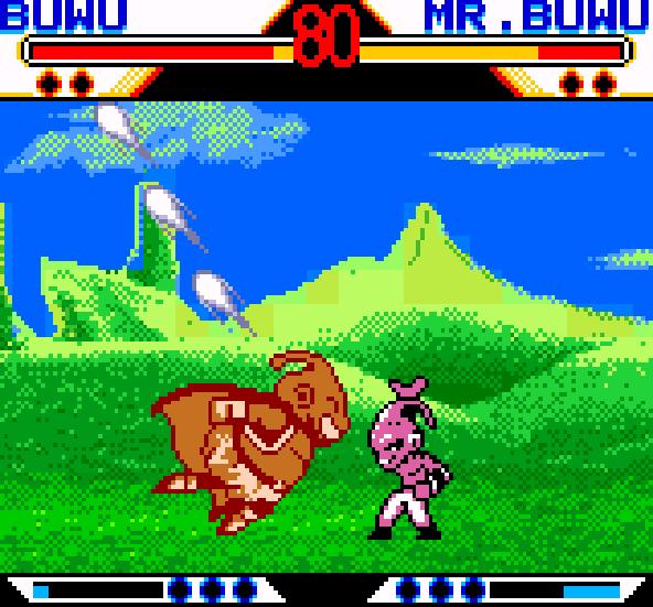 Dragon Ball Z Fighting 2005 Game Boy Color Xtreme Retro 7
