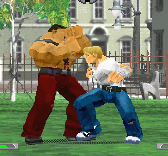 Final Fight Revenge Capcom Sega Saturn Cody VS Haggar Xtreme Retro