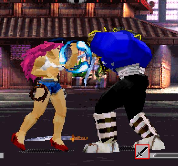 Final Fight Revenge Capcom Sega Saturn Poison VS Sodom Xtreme Retro