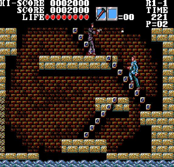 Master of Darkness Sega Master System Xtreme Retro 2