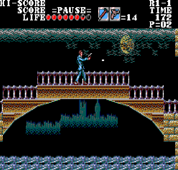 Master of Darkness Sega Master System Xtreme Retro 3