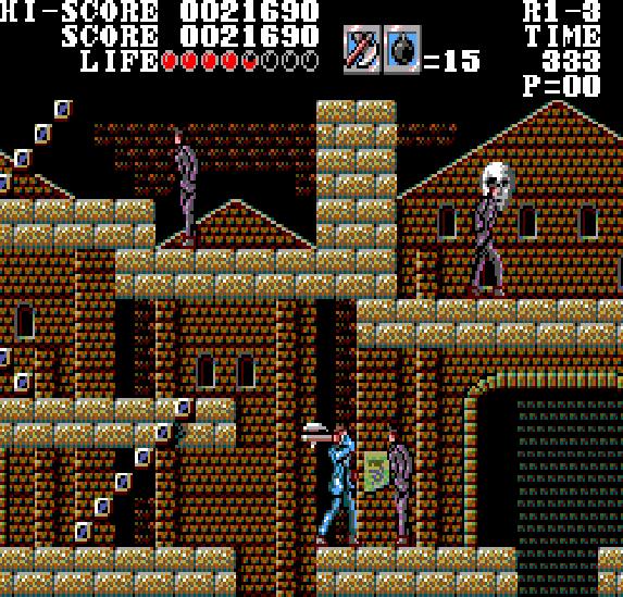 Master of Darkness Sega Master System Xtreme Retro 6