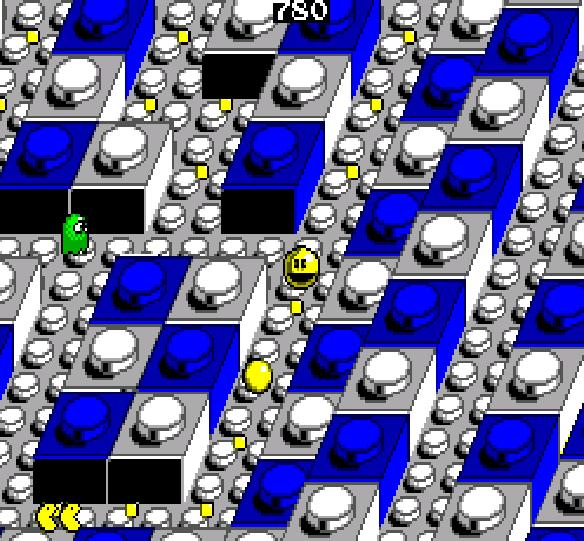 Pac Mania Sega Master System Xtreme Retro 1