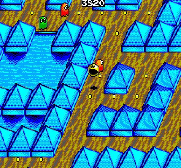 Pac Mania Sega Master System Xtreme Retro 2