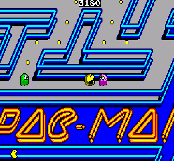 Pac Mania Sega Master System Xtreme Retro 4