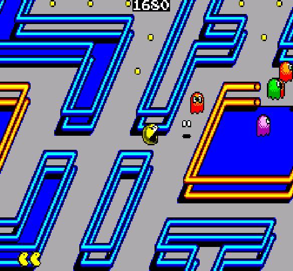 Pac Mania Sega Master System Xtreme Retro 6