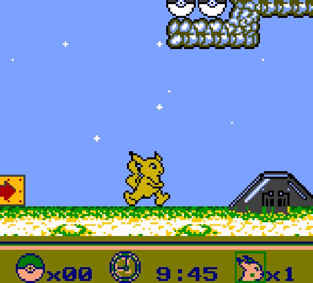 Pokemon Adventure Hack Game Boy Color Nintendo Xtreme Retro 3