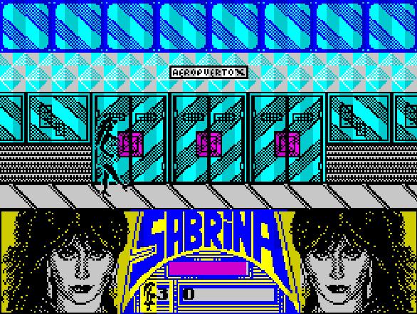 Sabrina MSX Xtreme Retro