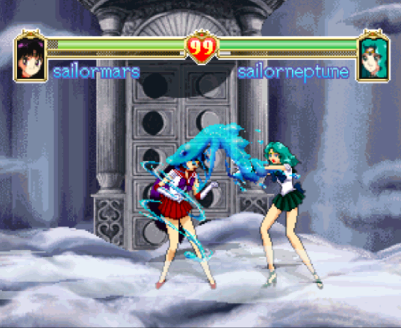 Sailor Moon 3DO Manga Xtreme Retro 6