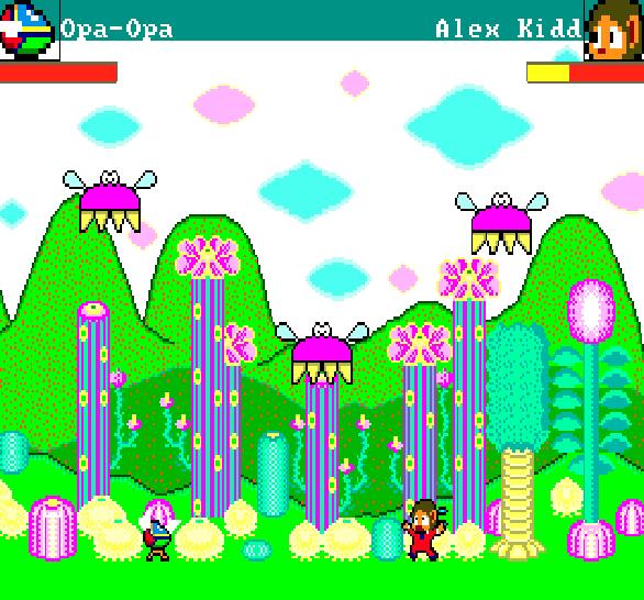Sega Master System Brawl Mega Drive Xtreme Retro 6