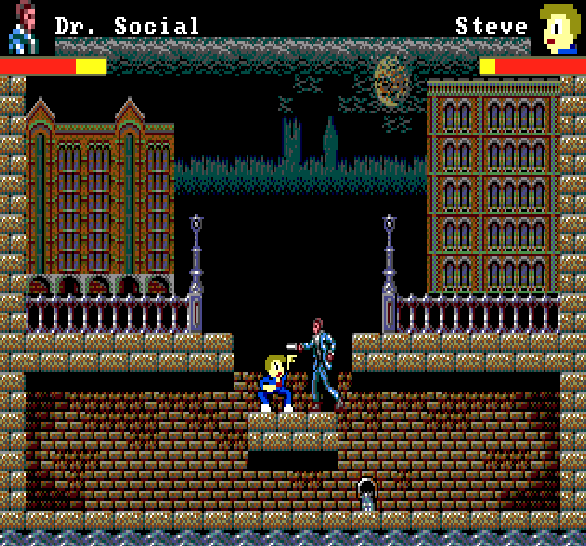 Sega Master System Brawl Mega Drive Xtreme Retro 8