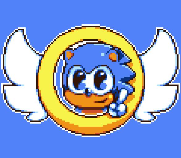 Sega Master System Brawl SMSBrawl Sega Genesis Mega Drive Fangame Chibi Sonic Pixel Art