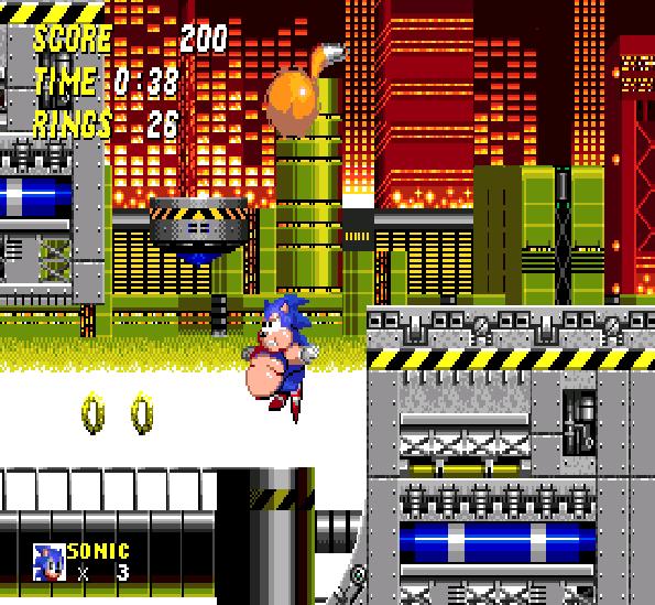 Sonic 2 XL Sega Mega Drive Genesis Xtreme Retro 1