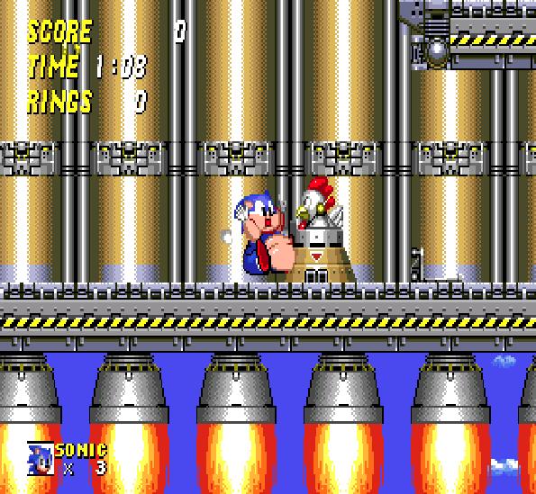 Sonic 2 XL Sega Mega Drive Genesis Xtreme Retro 12