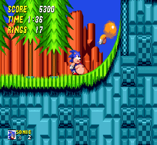 Sonic 2 XL Sega Mega Drive Genesis Xtreme Retro 15