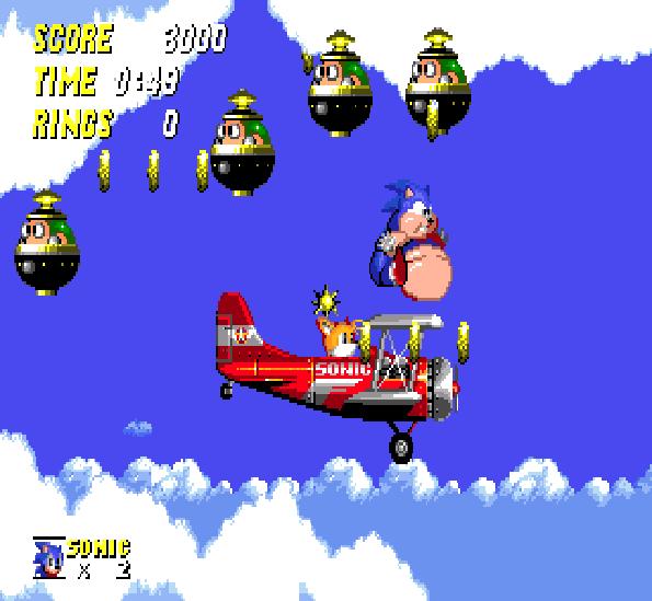 Sonic 2 XL Sega Mega Drive Genesis Xtreme Retro 5