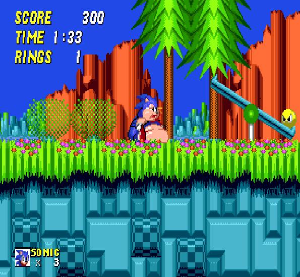 Sonic 2 XL Sega Mega Drive Genesis Xtreme Retro 6