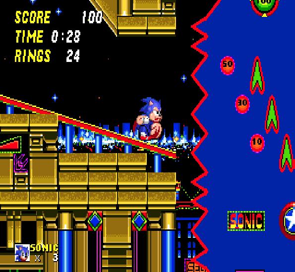 Sonic 2 XL Sega Mega Drive Genesis Xtreme Retro 7