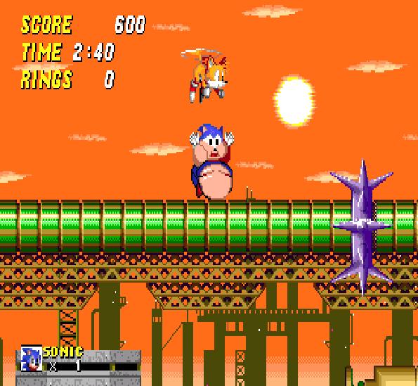 Sonic 2 XL Sega Mega Drive Genesis Xtreme Retro 8
