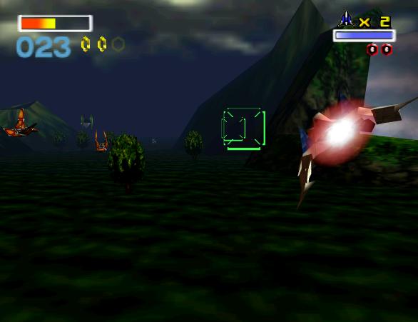 Starfox 64 Nintendo 64 Xtreme Retro 2