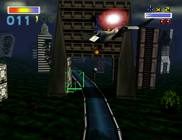 Starfox 64 Nintendo 64 Xtreme Retro 3