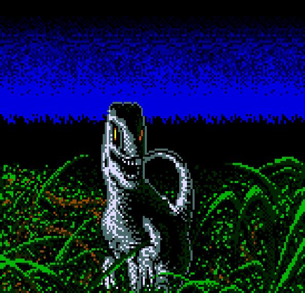 The Lost World Jurassic Park Game Gear Xtreme Retro 1