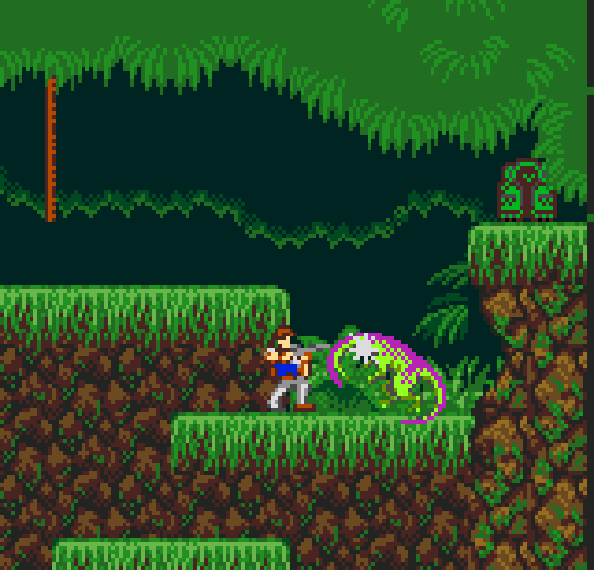 The Lost World Jurassic Park Game Gear Xtreme Retro 2