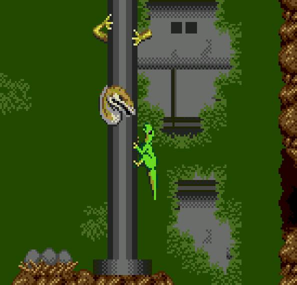 The Lost World Jurassic Park Game Gear Xtreme Retro 3