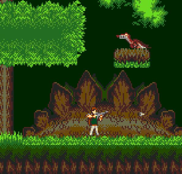 The Lost World Jurassic Park Game Gear Xtreme Retro 6