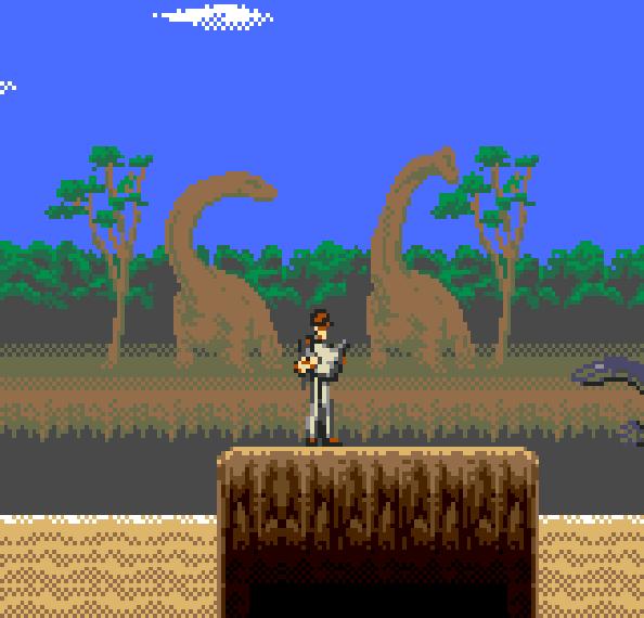The Lost World Jurassic Park Game Gear Xtreme Retro 7