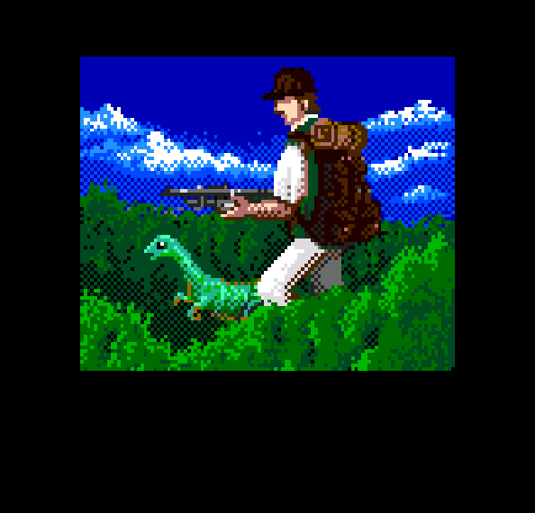 The Lost World Jurassic Park Game Gear Xtreme Retro 8